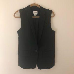 Club Monaco black vest